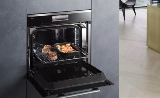 Miele's clever oven shows how sensor tech will heat the food of the future | DeviceDaily.com