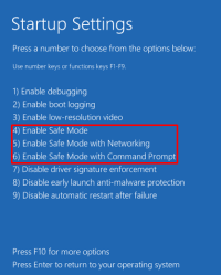 7 Ways to Boot Windows 10 in Safe Mode