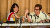 "ASMR Comes To Hollywood In ""Battle Of The Sexes"""