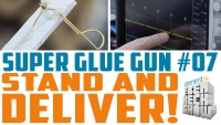 Ben Heck's Super Glue Gun: Scoping out the Autostand