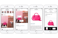 Instagram shopping is getting a big boost from Shopify