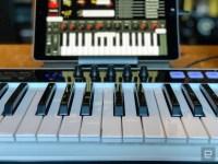 The iRig Keys I/O makes it easy to streamline your studio