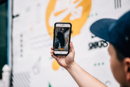 For Nike, augmented reality is the perfect way to sell hyped sneakers