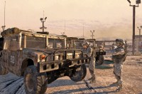Humvee maker sues Activision for using its trucks in 'Call of Duty'