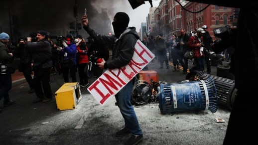 A Powerful Visual History Of The Protests Of 2017 | DeviceDaily.com