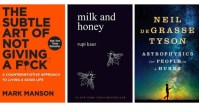 Barnes & Noble's best-selling books of 2017 are just so 2017