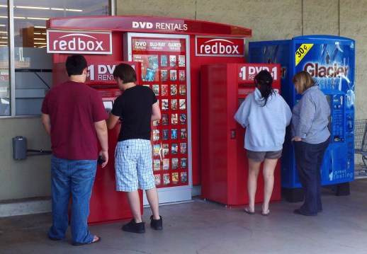 Disney sues Redbox for reselling DVD download codes | DeviceDaily.com