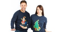 These ugly Christmas sweaters are guaranteed to last until 2047