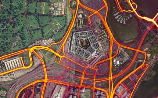Strava's fitness heatmaps are a 'potential catastrophe' | DeviceDaily.com