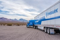 Embark's self-driving semi completes trip from California to Florida