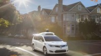 "Here's why Waymo just ordered ""thousands"" of hybrid Pacifica minivans"