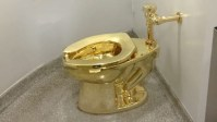 Trump Asked To Borrow A Van Gogh, Guggenheim Offered A Golden Toilet Instead