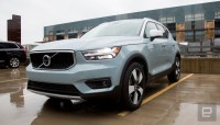 Add a luxury Volvo to your list of monthly subscriptions