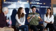 Highlights From The Fast Company Grill's Most Innovative Companies Fast Talk