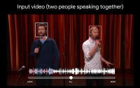 Google Researchers Develop Technology To Separate Speech Patterns In Video