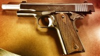 The oldest gunmaker in the U.S. just filed for bankruptcy