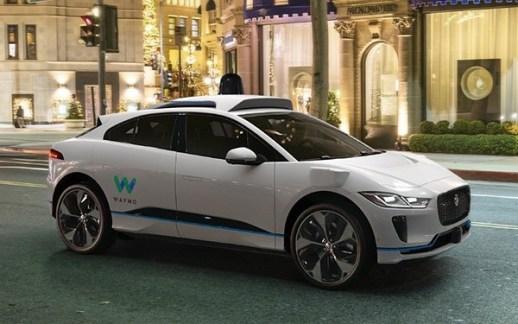 Waymo Buying Up To 20,000 Jaguar SUVs For Driverless Fleet