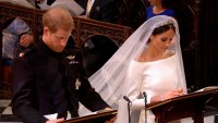 4 ways Harry and Meghan's royal wedding day broke with tradition