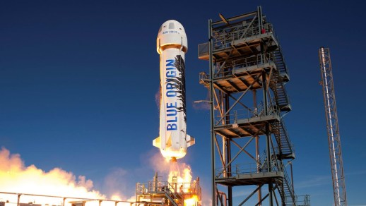 Blue Origin launch live-stream: How to watch the New Shepard rocket blast off