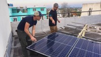During Puerto Rico's Blackout, Solar Microgrids Kept The Lights On