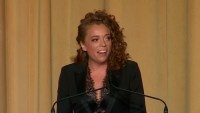Here are Michelle Wolf's toughest jokes at the White House Correspondents Dinner