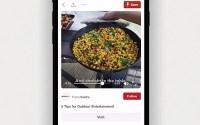 Pinterest Unveils New Video Ad Format