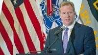 Read Roger Goodell's full policy statement on the NFL national anthem protests