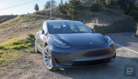 Tesla rolls out Model 3 braking update to tackle reviewer complaints