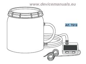 Filter-Set 5000 | Benutzerhandbuch
