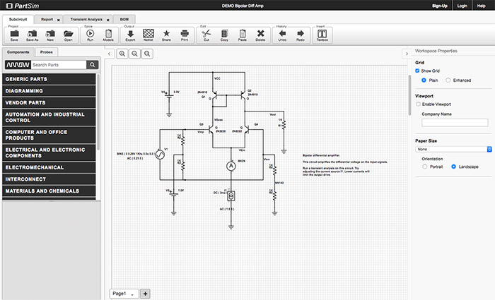 Circuit Simulator And Pcb Design Software Easyeda Xtronic