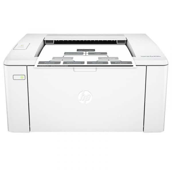 HP M102w Laserjet Pro Printer