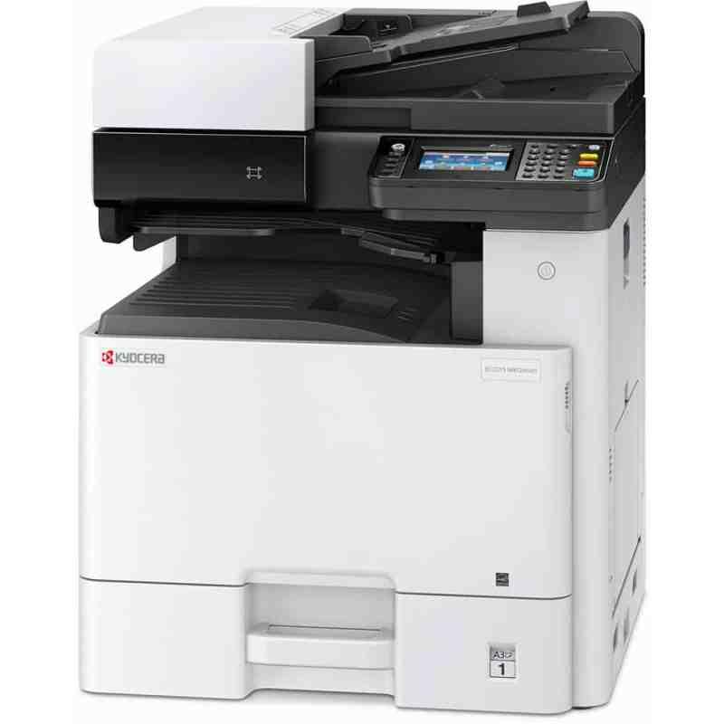 Kyocera ECOSYS M8124cidn Laser Printer