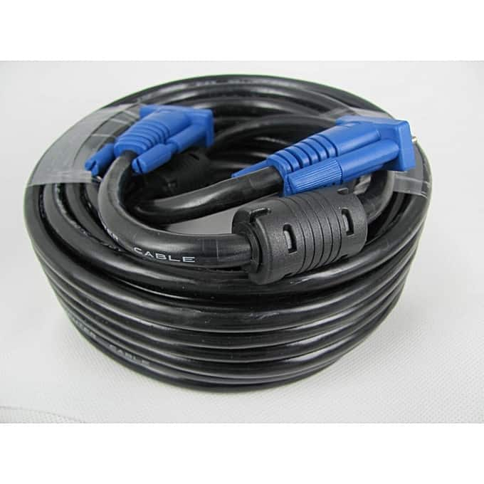 VGA to VGA Cable 20Mtrs (M-M)
