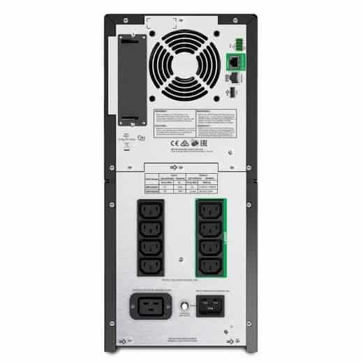APC Smart-UPS 3000VA LCD 230V with SmartConnect_Connectors