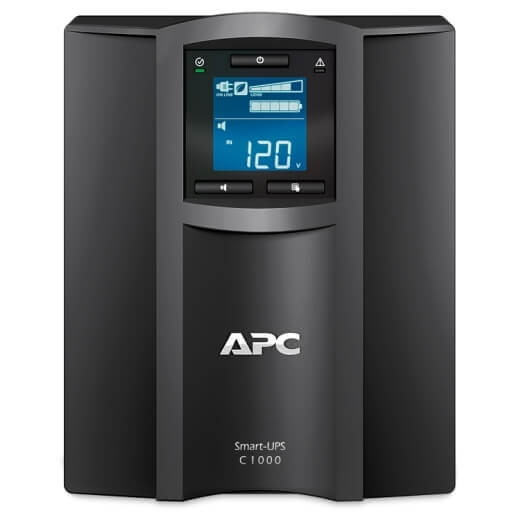 APC Smart-UPS C 1000VA LCD 230V with SmartConnect_Front