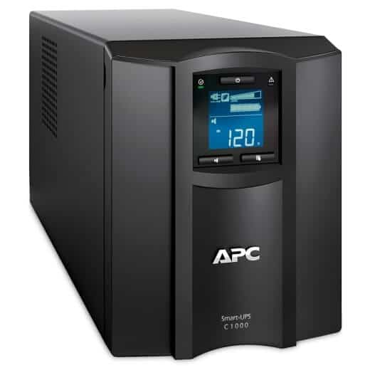 APC Smart-UPS C 1000VA LCD 230V with SmartConnect_SideB