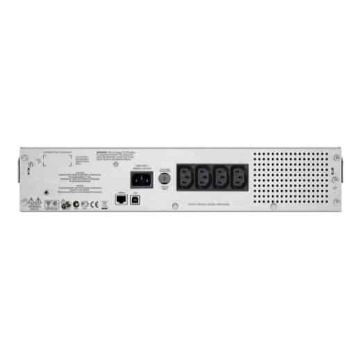 APC Smart-UPS C 1000VA LCD RM 2U 230V_Connectors
