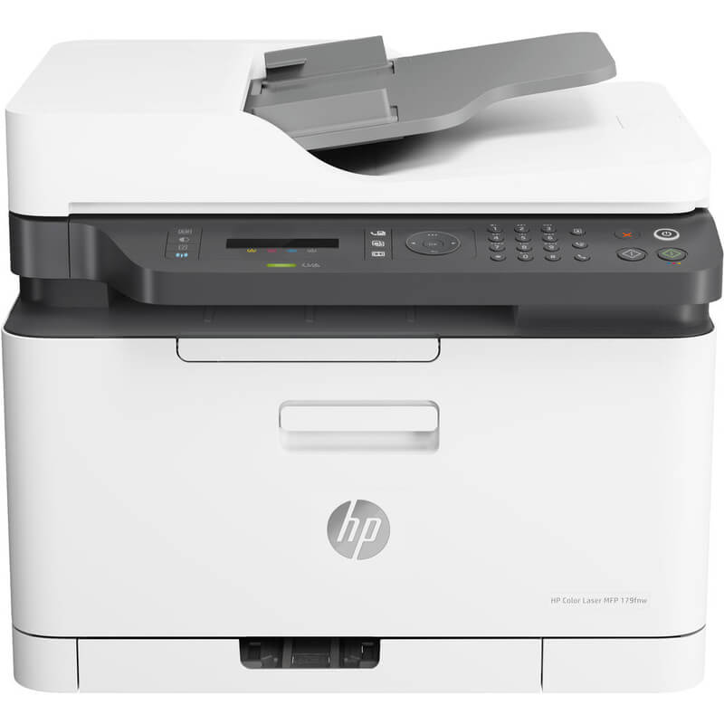 HP MFP 179FNW All-in-One Color Laser Printer_Front