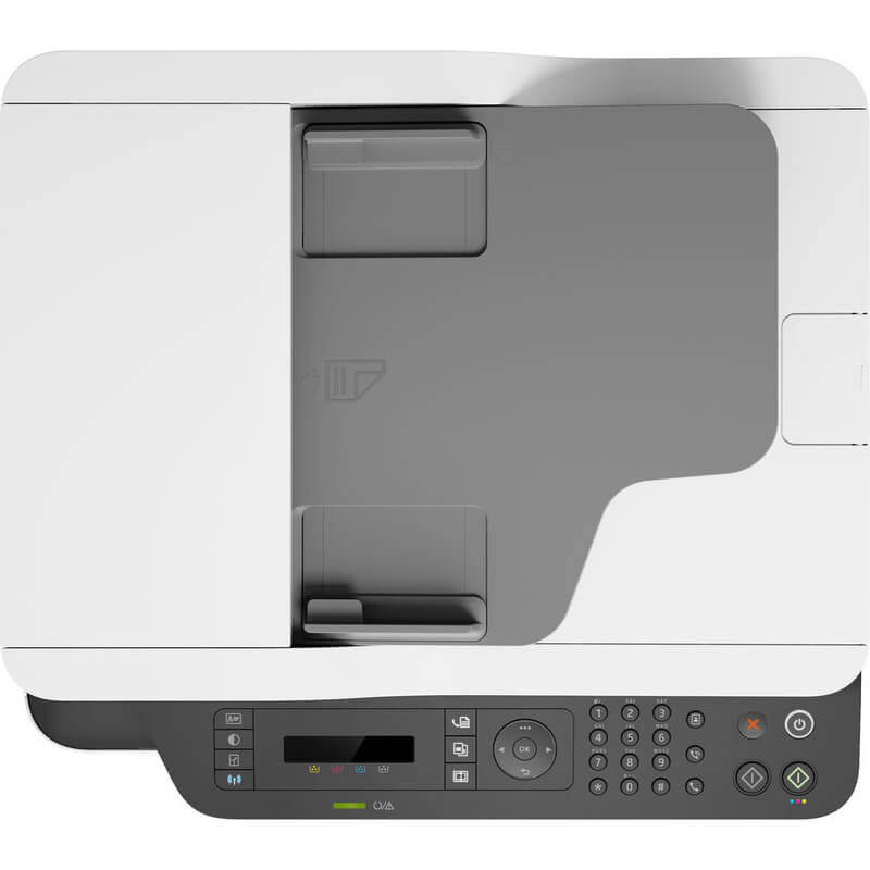 HP MFP 179FNW All-in-One Color Laser Printer_Top