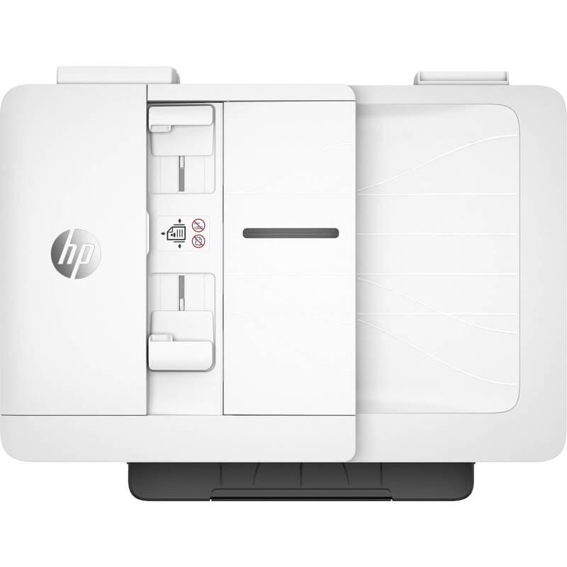 HP OfficeJet Pro 7740 Wide Format All-In-One Inkjet Printer_Top