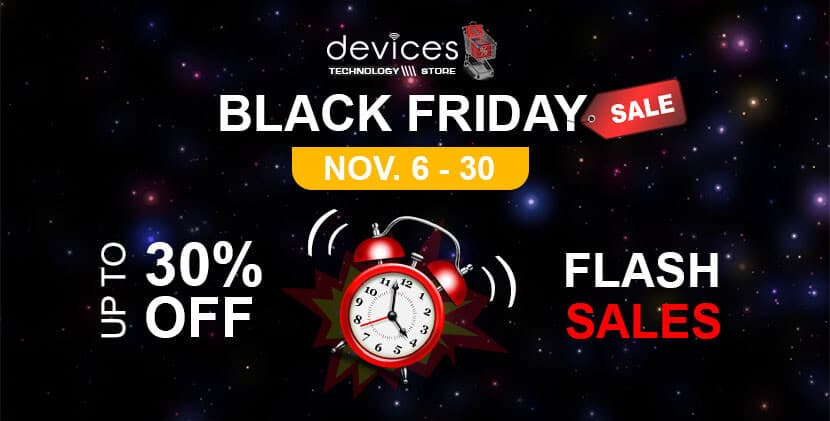 Devices Technology Store Black Friday Offers