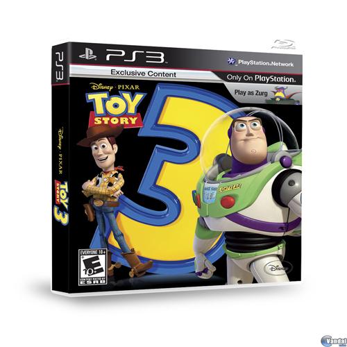 Toy Story 3: el video juego