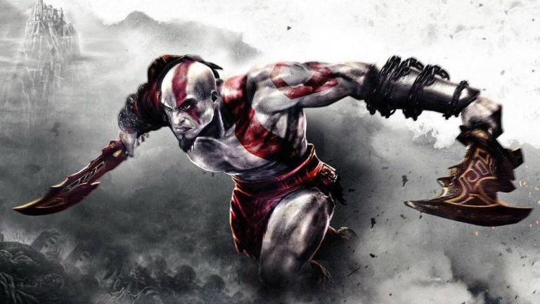God of War para PSP