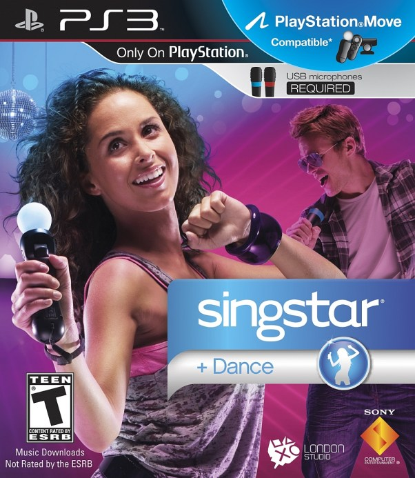 Move Singstar+ Dance