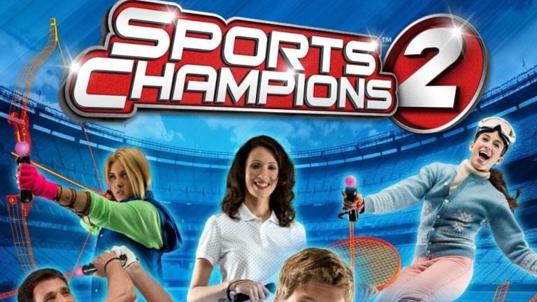 Video del PS3 Move con Sports Champions