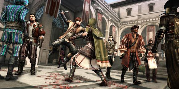 Analisis juego online Assassin's Creed : La hermandad