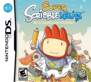 Super Scribblenauts, Nintendo DS