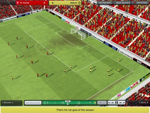 Football Manager 2011 para PC y PSP