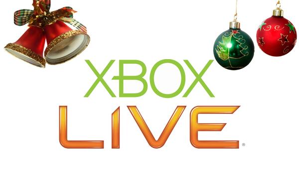 Promocion ofertas navideñas para Xbox Live Arcade