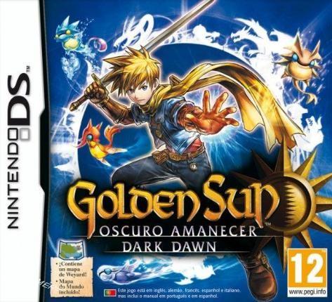 Golden Sun: Amanecer Oscuro, para Nintendo DS